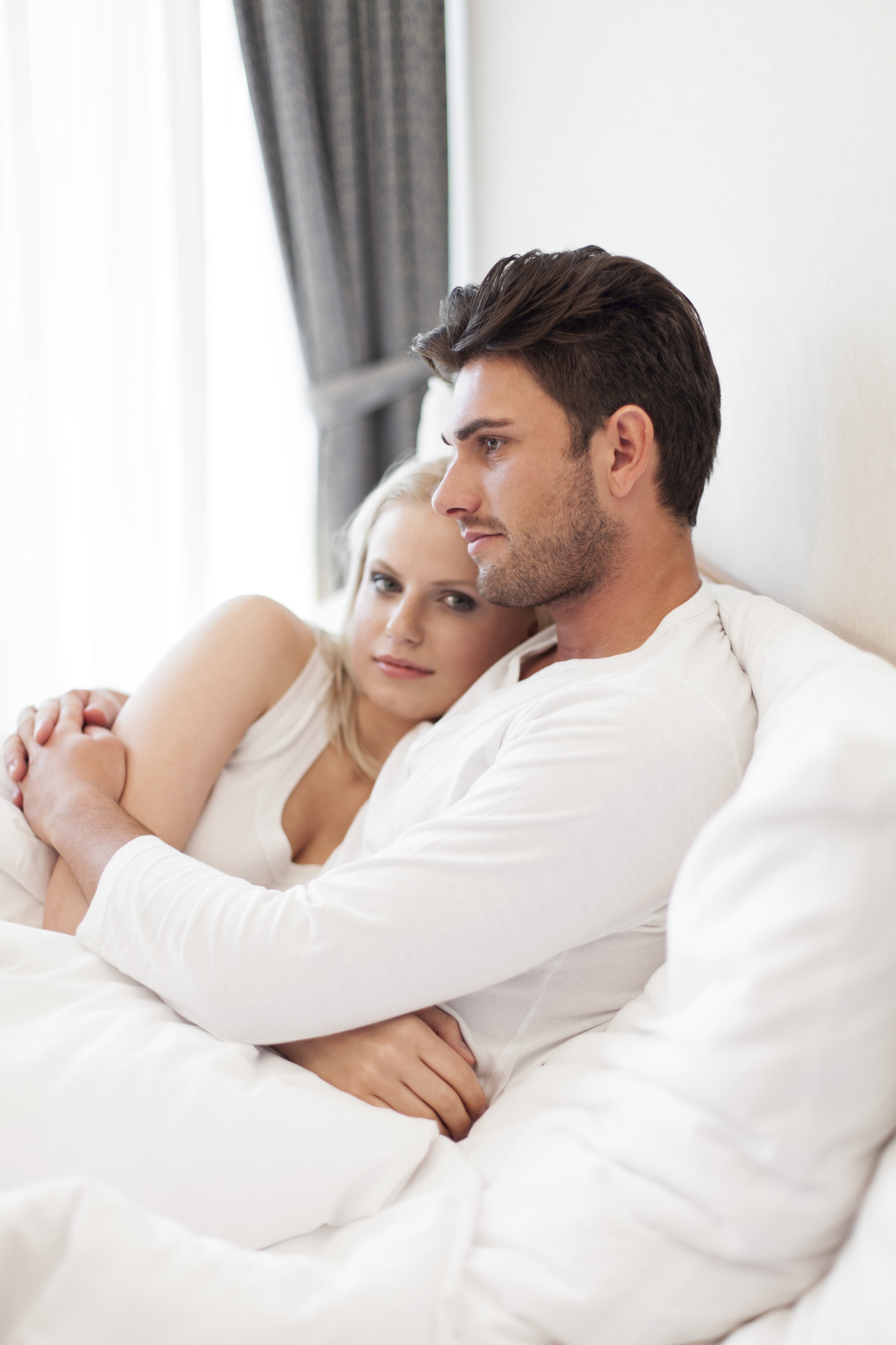 If you aren't ready for intercourse, say no. The best relationship you will ever have is open & honest.